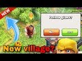 3rd Village In Clash Of Clans😱   New Single Player Mode (concept/idea) Possible In The Next Update