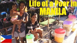 How is a Life of a Poor Filipino Family in Manila Philippines? Filipinos in Debts. POVERTY