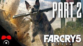 MŮJ NOVÝ PES JE FRAJER! | Far Cry 5 #2