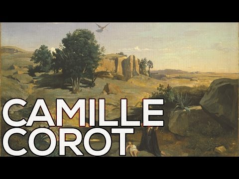Camille Corot: A collection of 489 paintings (HD)