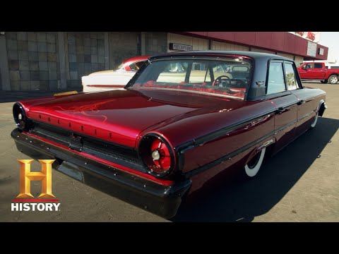 Download Counting Cars: Danny's OUT OF THIS WORLD '63 Ford Galaxie (Season 3) | History