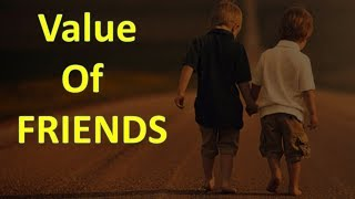 Video Value of Friends -- motivational video download MP3, 3GP, MP4, WEBM, AVI, FLV Juli 2018
