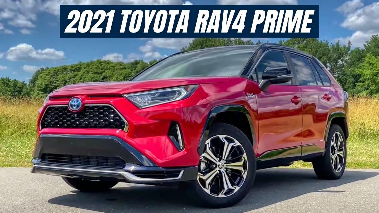 2021 Toyota RAV4 Prime In-Depth Review - A Performance Plug-in Hybrid