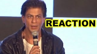 Shah Rukh Khan reacts to Aamir Khan releasing PK trailer