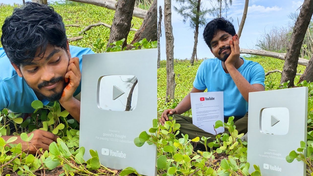 ❤️ Most Important Day ❤️ | Silver Play Button Unboxing | govinds thought