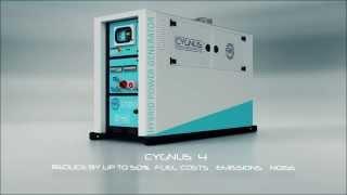 Firefly Cygnus Four Hybrid Power Generator