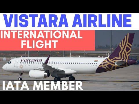 VISTARA IS NOW MEMBER OF IATA   INTERNATIONAL AIR TRANSPORT ASSOCIATION  VISTARA AIRLINE
