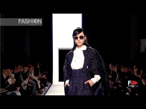 TALBOT RUNHOF Full Show Fall 2016 Paris Fashion Week by Fashion Channel