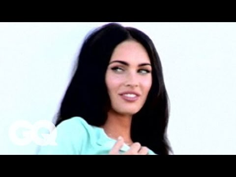 Megan Fox: Behind the Scenes of her 2008 GQ Magazine photo