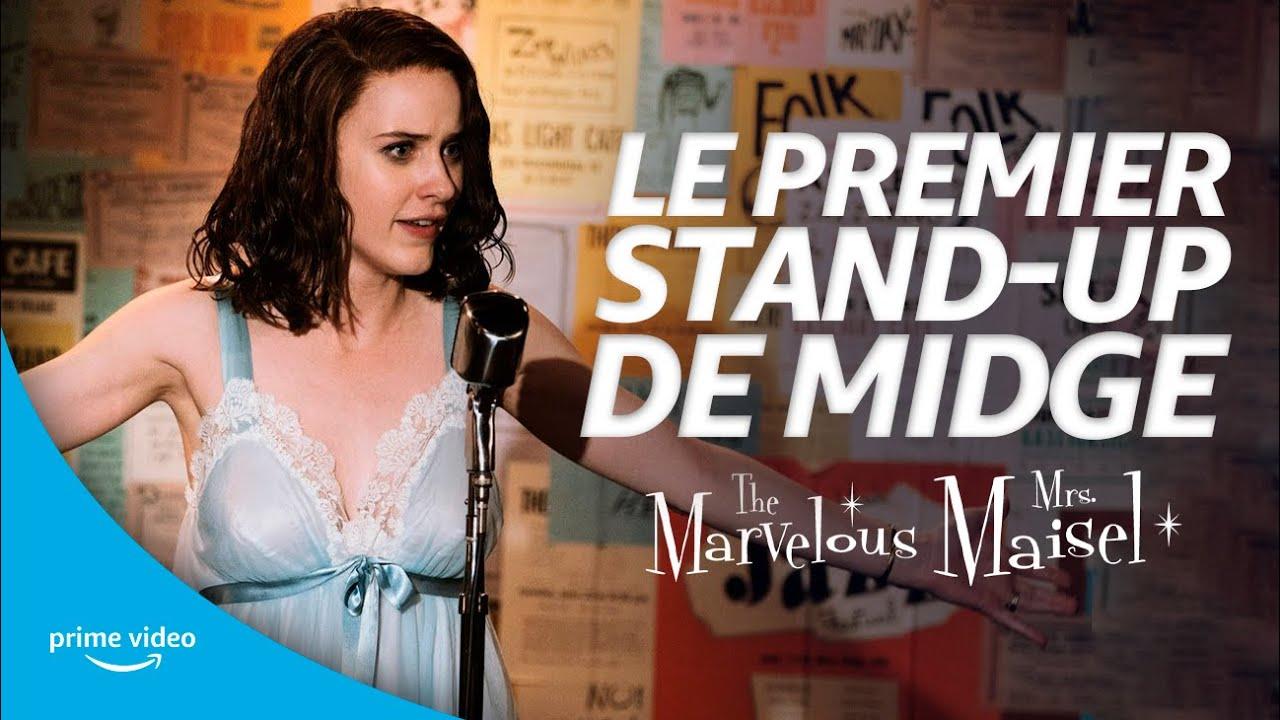 Download Le premier stand-up de Midge - La Fabuleuse Mrs Maisel | Prime Video