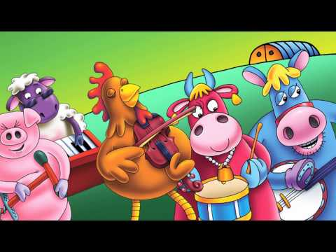 Crazy Barnyard Hoedown - Maggie Moo Music