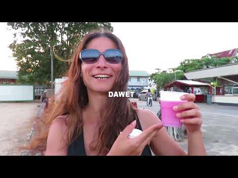 Delicious Suriname Food! with DJ Fasmwa