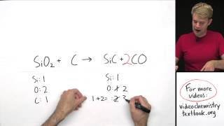 Balancing Chemical Equations Practice Problems thumbnail