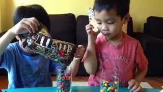 M&m's Chocolate Candy Barnstorming Rides And Firetruck Candy Dispensers