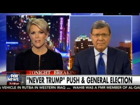 Charlie Sykes Speaks For Me - Destroys Trump On The Kelly File