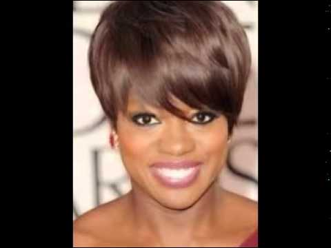 Short Wigs For Black Women - YouTube