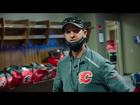 Inside The Bubble: Flames Equipment Manager On Keeping Gear Clean