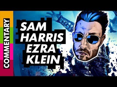 COMMENTARY: Sam Harris with Ezra Klein, Identity & Honesty #123