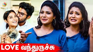 Bigg Boss 4 doesn't have any | Sharanya Interview | Vijay Sethupathi, Vijay TV, Aayudha Ezhuthu | cineclipz.com