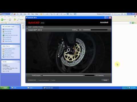 Hướng dẫn cài đặt AutoCad 2012 By Tin Hoc Vang