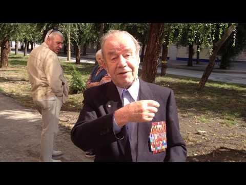 Interview of Soviet veteran Nikolay Fedotov. Part 2