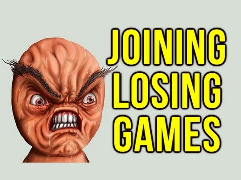 Joining Losing Games - Black Ops 2 Commentary