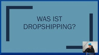 Was ist Dropshipping ? ⭐ Die kurze Erklärung was Dropshipping ist ⭐ Deutsch ⭐ 2019