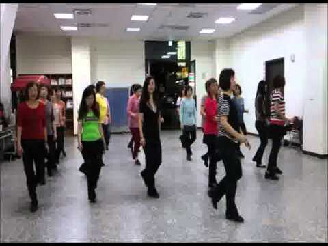 En Lille Melodi - Line Dance