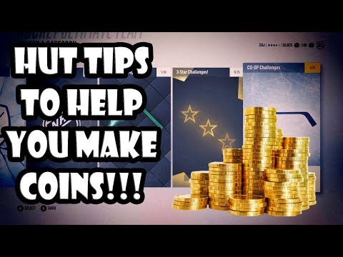 NHL 18 HUT: Early Tips to Help YOU Make COINS