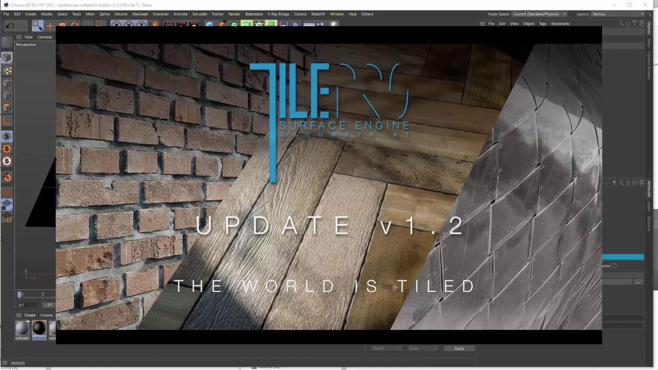 q tile pro advanced tile shader