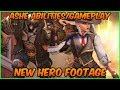 Ashe ALL Abilities & Skins! New Overwatch Hero Gameplay (Ashe Hero 29)