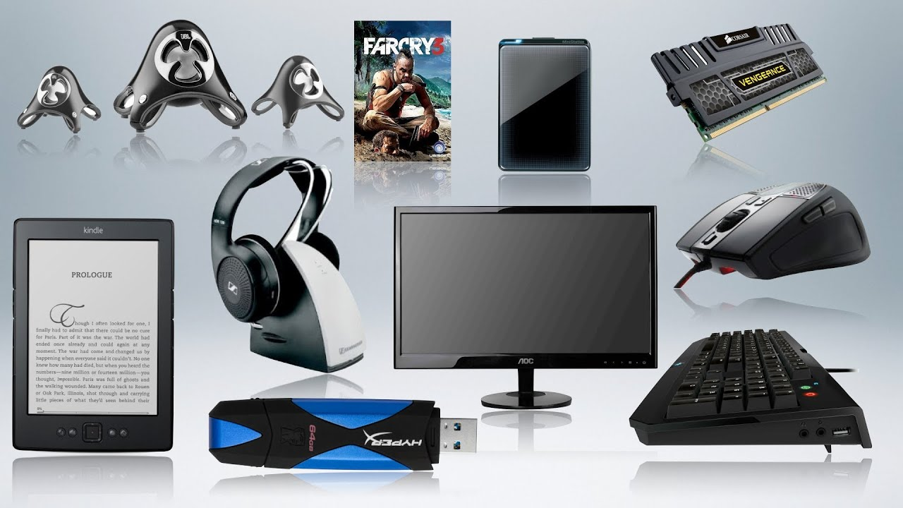 Best tech pc holiday gifts under 100 youtube Cool tech gadgets for christmas