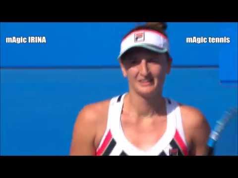 Irina - Camelia BEGU (ROU) vs Ekaterina ALEXANDROVA (RUS) | Highlights, 2018 Shenzhen Open China