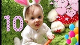 10 месяцев ребенку / десятый месяц Софи | PolinaBond(Добро пожаловать на мой канал! Спасибо, что поддерживаете меня пальчиками вверх! Цикл видео о ребенке..., 2015-02-25T15:06:05.000Z)