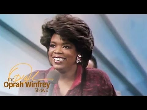 The Country's First Introduction to Oprah | The Oprah Winfrey Show | Oprah Winfrey Network