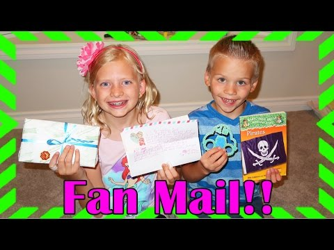 Letters From YOU! Family Fun Pack Fan Mail
