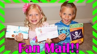 letters from you family fun pack fan mail