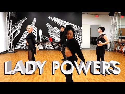 Lady Powers - Vera Blue | Brian Friedman Choreography | Kyros at Relativity School