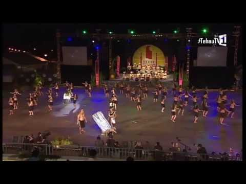 Heiva i Tahiti 2013 : Groupe Fare Tau No Haapu [Haute Qualité]
