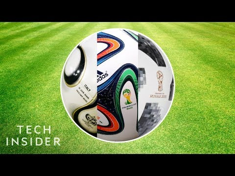 Why World Cup Balls Look So Weird Every Tournament