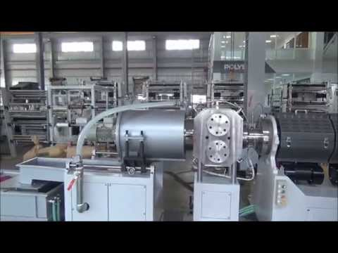 Africa Plastic Shopping Bag Recycling Processes