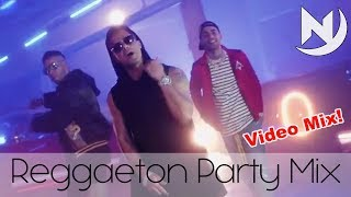 Best Reggaeton Latin Twerk Party Video Mix #22 |  New Latin RnB Pop Club Video Dance Music 2018