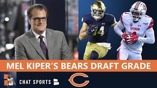 Mel Kiper's 2020 NFL Draft Grade For Chicago Bears | Bears News On Signing Ted Ginn Jr.