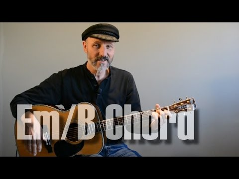 E Minor And Emb Chords Guitar Lesson Youtube