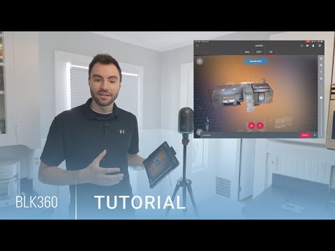 A Tutorial for the Cyclone FIELD 360 App with Andy Fontana