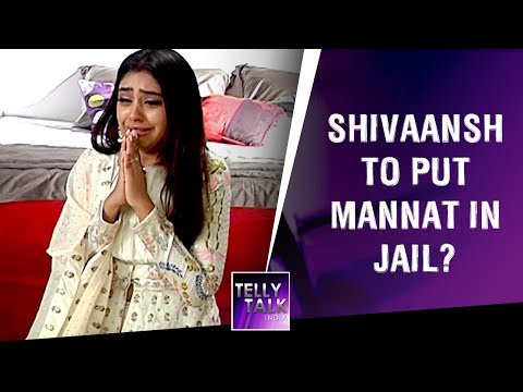 Shivaansh threatens Mannat to put her in Jail   Ishqbaaz thumbnail