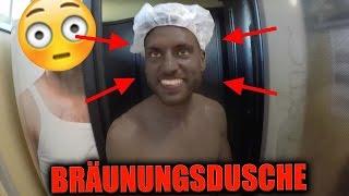 WTF EXTREME BESTRAFUNG - Bräunungsdusche Timo VS Simon - TisiSchubecH