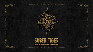 SABER TIGER - The Vague Blessings [LIVE] (OFFICIAL MUSIC VIDEO) Tak...
