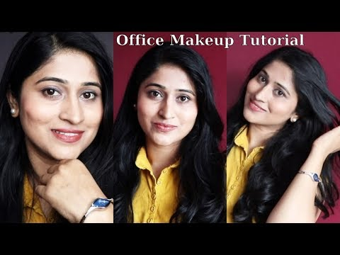 Easy Office Makeup