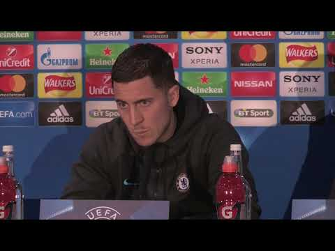 Hazard: We are Chelsea, we can beat Barcelona!